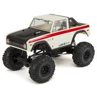 HPI 1/10 Crawler King 1973 Ford Bronco RC Rock Crawler