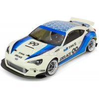 HPI 1/10 RS4 Sport 3 Drift Subaru BRZ Electric RC Drift Car