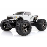 HPI 1/12 Savage XS Flux F-150 Electric Brushless RC Truck
