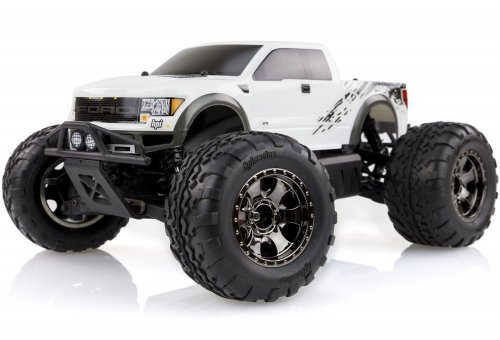 115125 | HPI 1/12 Savage XS Flux F-150 Electric Brushless RC Truck