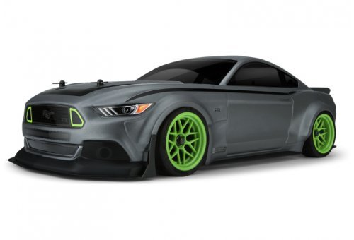 115126 | HPI 1/10 RS4 Sport 3 Drift 2015 Ford Mustang Electric RC Drift Car