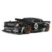 HPI 1/10 RS4 Sport 3 HOONICORN 1965 Ford Mustang Electric RC Car