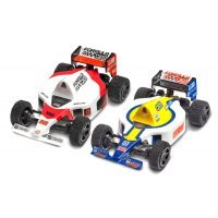 HPI 1/32 Red Formula Q32 Electric 2WD Car