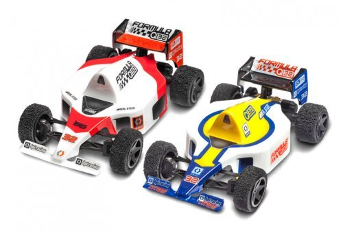 116706 | HPI 1/32 Blue Formula Q32 Electric 2WD Car