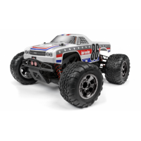 HPI 1/12 Savage XS Flux EL Camino SS Edition Electric Brushless RC Truck