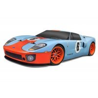 HPI 1/10 RS4 Sport 3 Flux Ford GT Heritage Edition RC Car