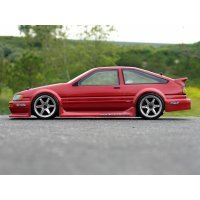 HPI 1/10 AE86 Toyota Levin Unpainted Body Shell