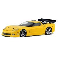 HPI 1/10 Chevrolet Corvette C6 Unpainted Body Shell