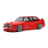 HPI 1/10 BMW M3 E30 Unpainted Body Shell