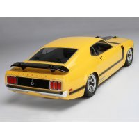 HPI 1/10 1970 Ford Mustang Boss 302 Unpainted Body Shell