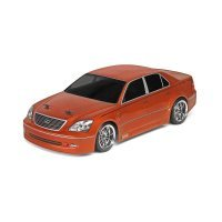 HPI 1/10 Lexus LS430 Sessions Ver Unpainted Body Shell
