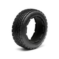 "HPI 4.7/5.5"" Baja 5B Front Dirt Buster (M Compound) Tyres 2Pcs"