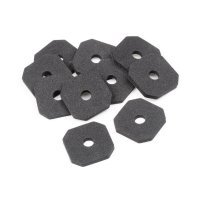 HPI Foam Body Washers Mounts 10Pcs