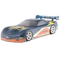 HPI 1/10 GM Corvette Unpainted Body Shell