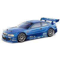 HPI 1/10 BMW GT Unpainted Body Shell