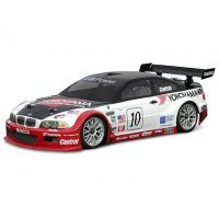 HPI 1/10 BMW M3 GT Unpainted Body Shell