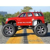 HPI 1/10 Cadillac Escalade Unpainted Body Shell