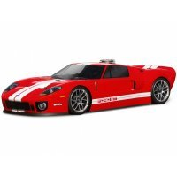 HPI 1/10 Ford GT Unpainted Body Shell