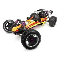 HPI Baja 5B Baja 5B Unpainted Body Shell Set