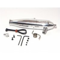 HPI 1/8 Tuned Exhaust Pipe Set