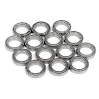 HPI E10 Complete 12x18x4mm Bearing Set 14Pcs