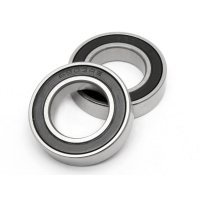 HPI 17x30x7mm Rubber Shielded Ball Bearings 2Pcs