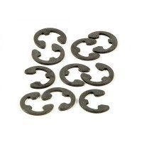 HPI 4mm E-Clips 10Pcs