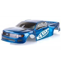 HSP 1/10 FlyingFish BL On-Road Painted Blue Body Shell