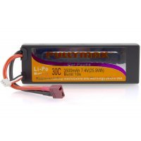 HSP 7.4v 3500mAh 30C LiPo Battery