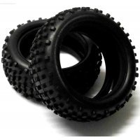 "HSP 2.2"" Knobby Tyres w/ Foam Inserts 2Pcs"