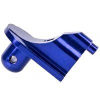HSP Blue Aluminium Rear Body Post Set