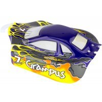 HSP 1/10 Grampus Buggy Painted Purple Body Shell