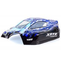 HSP 1/10 Grampus Buggy Painted Blue Body Shell