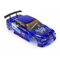 HSP 1/10 On-Road Blue Painted Body Shell