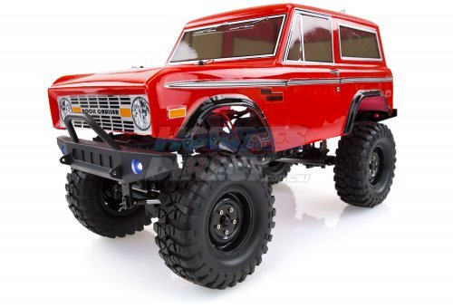HSP 1/10 RC4 Electric 4WD RTR RC Rock Crawler