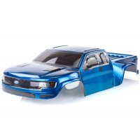 HSP 1/12 Short Course Truck Painted Blue Body Shell