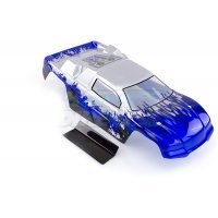 HSP 1/10 Viper BL Stadium Truck Painted Blue Body Shell