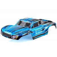 HSP 1/10 Storm BL Short Course Truck Painted Blue Body Shell