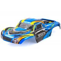 HSP 1/10 Storm Short Course Truck Painted Blue Body Shell
