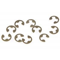 HSP 2.5mm E-Clips 10Pcs