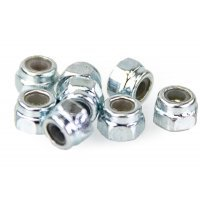 HSP 3mm Nyloc Nuts 8Pcs