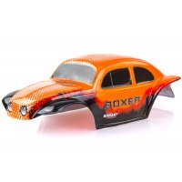 HSP 1/10 Boxer Beetle Off-Road Crawler Painted Orange Body Shell