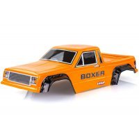 HSP 1/10 Boxer Off-Road Crawler Painted Orange Body Shell