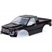 HSP 1/10 Truck Painted Black Body Shell