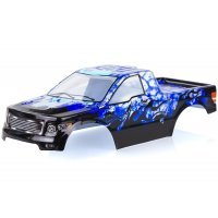 HSP 1/10 Lion Truck Painted Blue Body Shell
