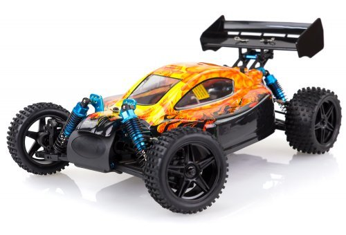 94107PRO | HSP 1/10 Grampus Electric Brushless 4WD RTR RC Buggy