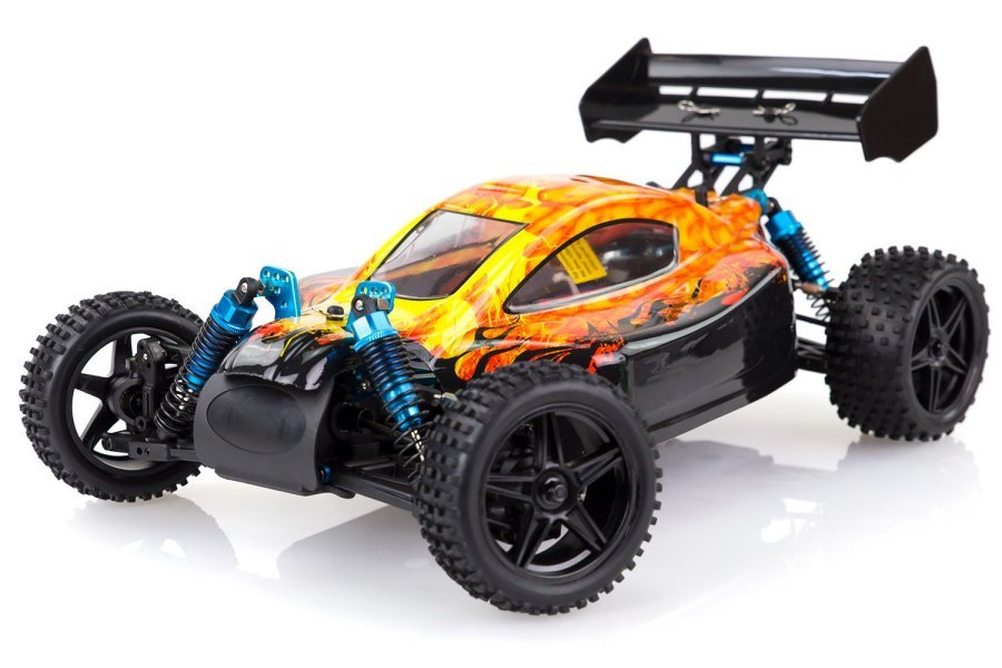 HSP 1/10 Grampus Electric Brushless 4WD RTR RC Buggy