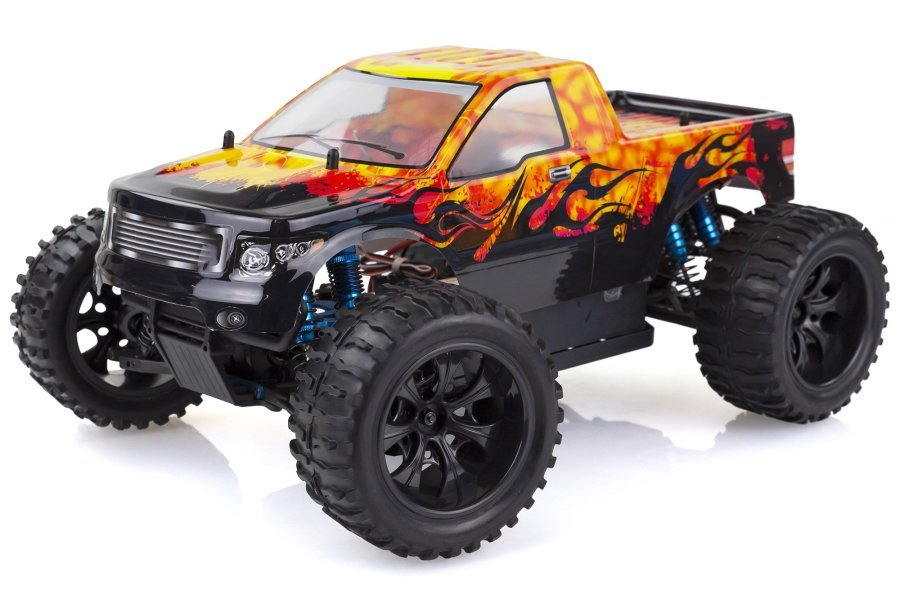 HSP 1/10 Lion Electric Brushless 4WD Off Road RTR RC Truck