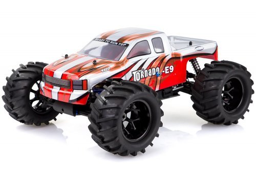 HSP 1/8 Tornado Electric Brushless 4WD RTR RC Truck