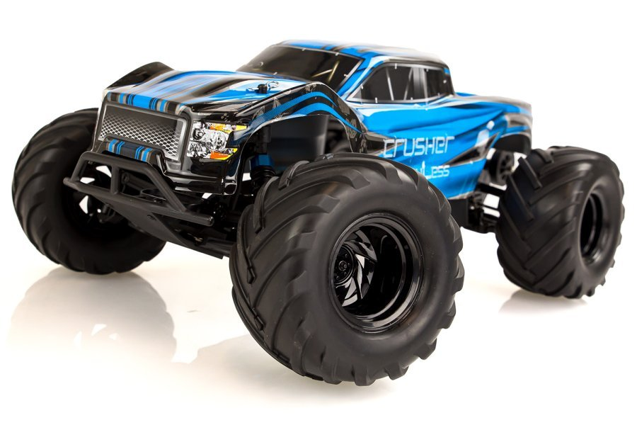 HSP 1/10 Crusher BL 2WD Electric Brushless Off Road RTR RC Truck